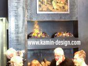 Effektfeuer Kamineinsatz KDS600