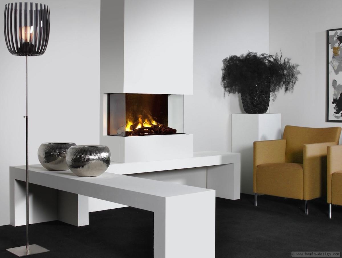 sonderanfertigung raumteilerkamin als elektrokamin oder ethanolkamin. Black Bedroom Furniture Sets. Home Design Ideas