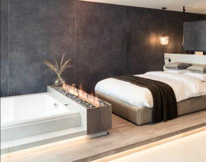 Raumteiler-Bad-Bett-Einbaubeispiel