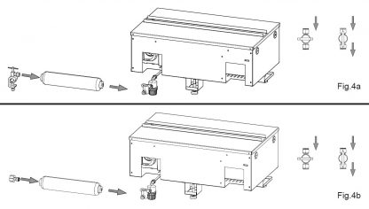Ersatz-Kartusche Filter