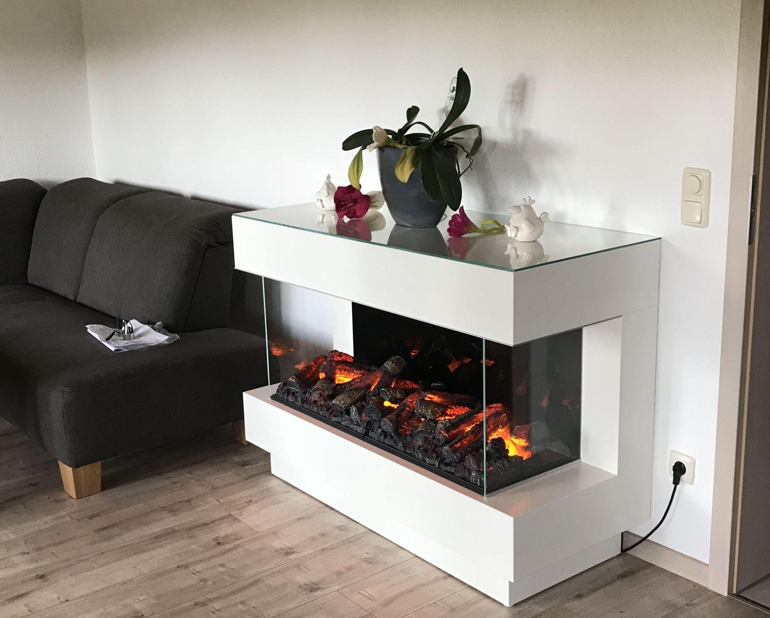 elektrisches kaminfeuer cheminee schweiz concept 4 mit optimyst. Black Bedroom Furniture Sets. Home Design Ideas