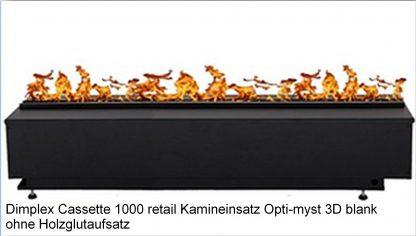 Dimplex Cassette 1000 Opti-myst