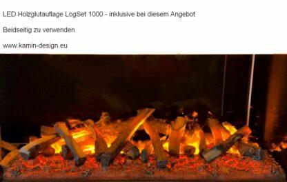 Dimplex Cassette 1000 Projects inkl. Dekoholzauflage