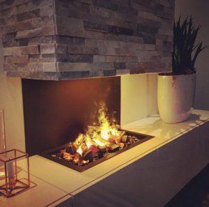 Juneau Opti-myst 3D Elektroeinsatz mit Flammeneffekt